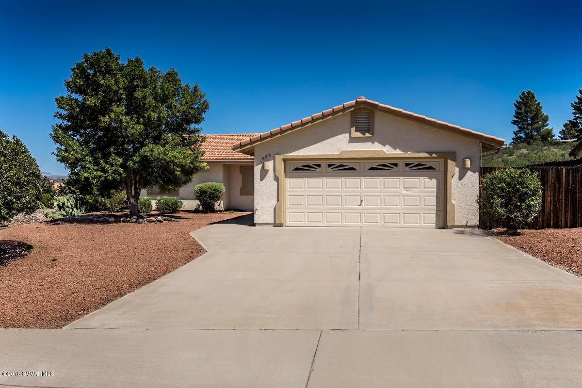 483 S Azure Drive Camp Verde, AZ 86322