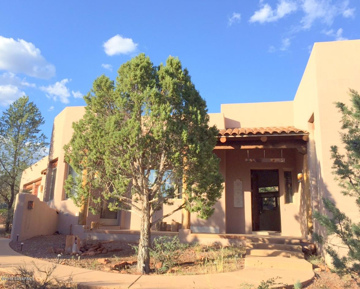 60 Painted Canyon Drive Sedona, AZ 86336