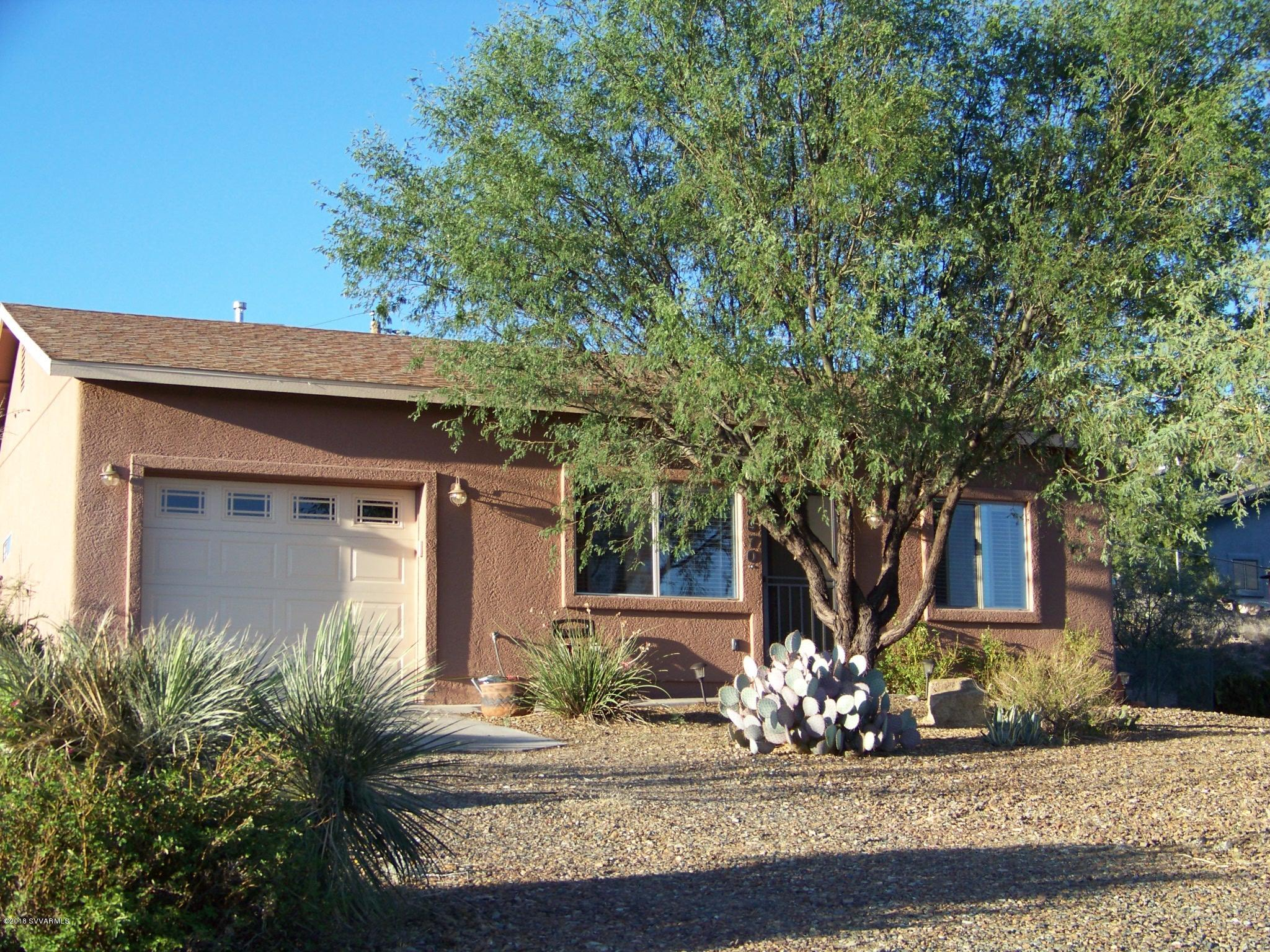 3570 E Broken Arrow Rd Rimrock, AZ 86335