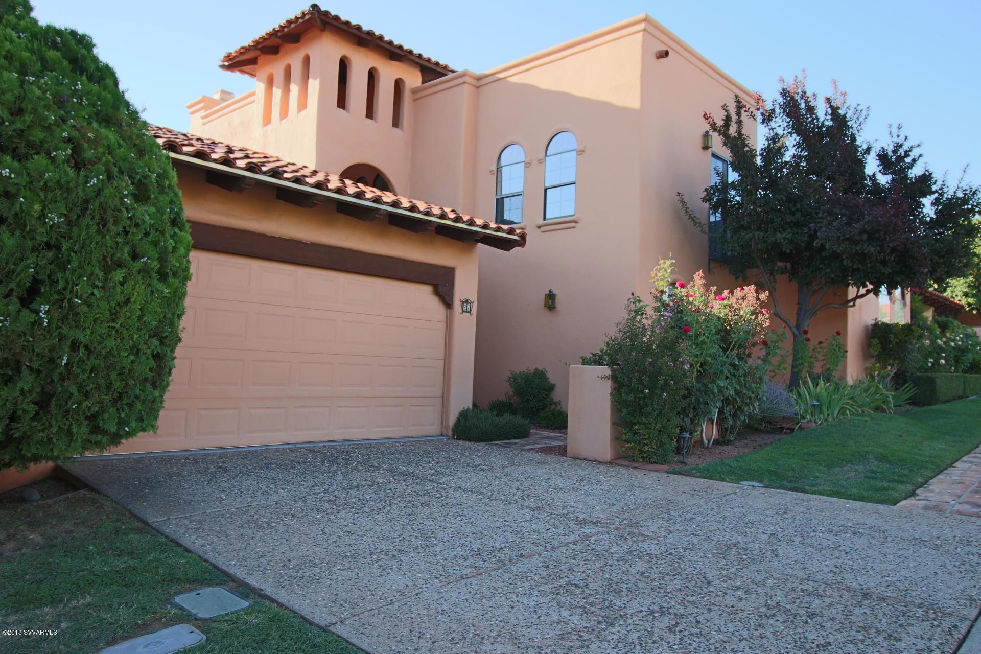27 Ridge View Drive #15 Sedona, AZ 86351