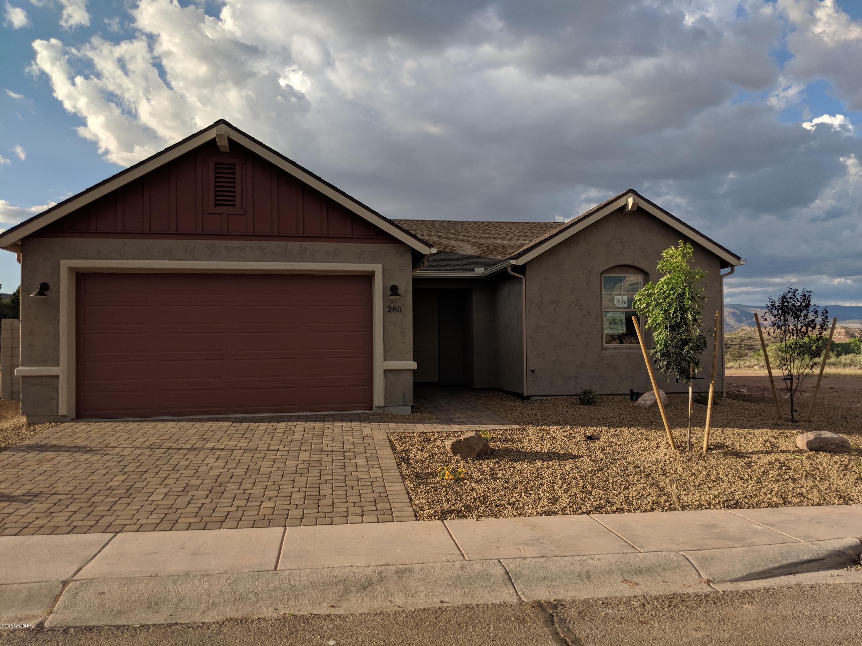 280 Whistle Stop Rd Clarkdale, AZ 86324