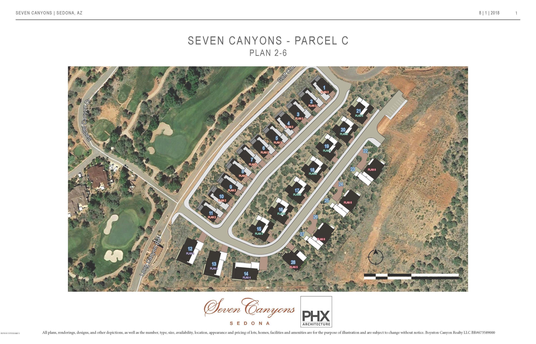 130 Sterling Pass Road #Lot 1 Sedona, AZ 86336