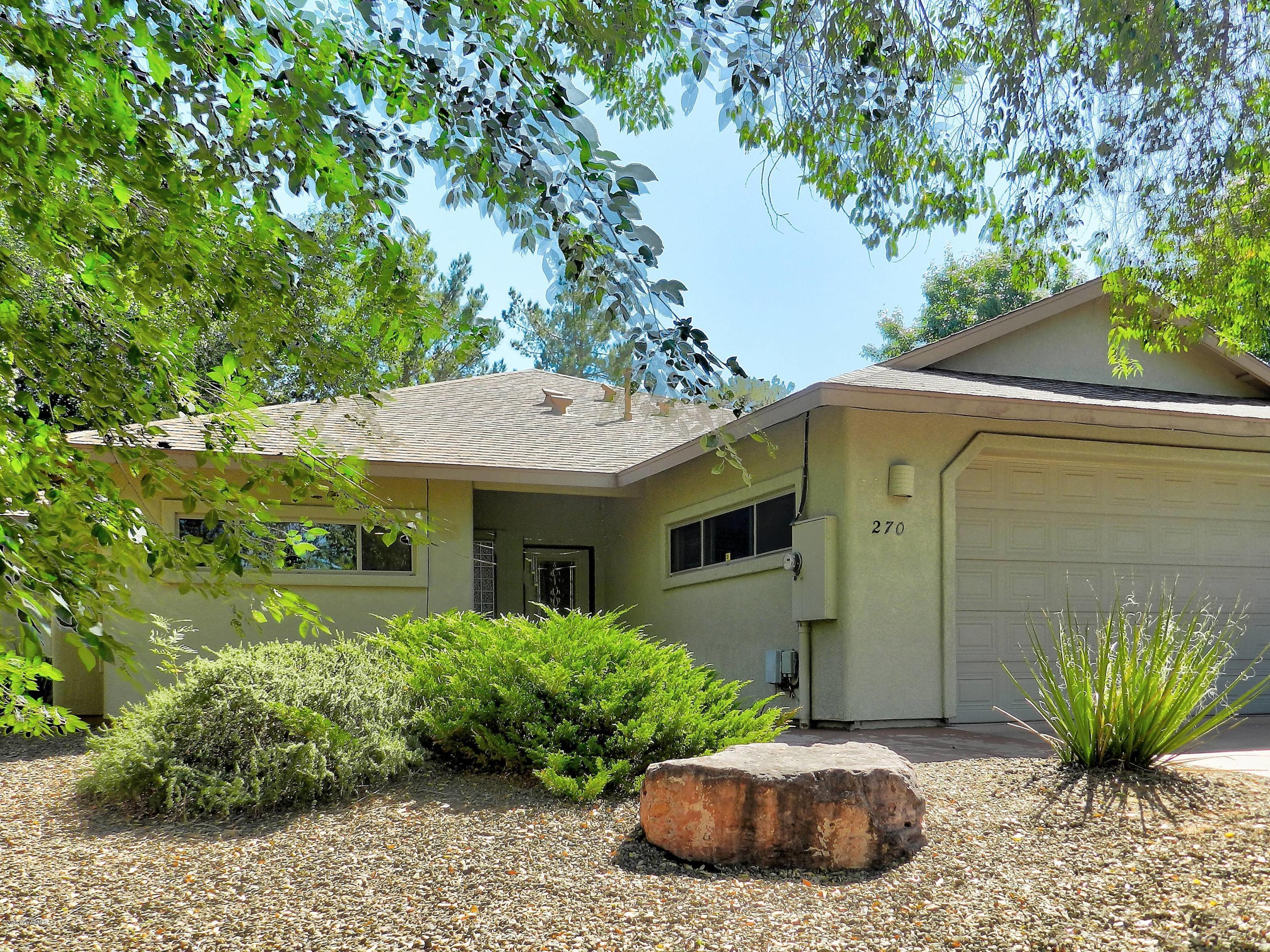 270 Oak Creek Blvd Sedona, AZ 86336