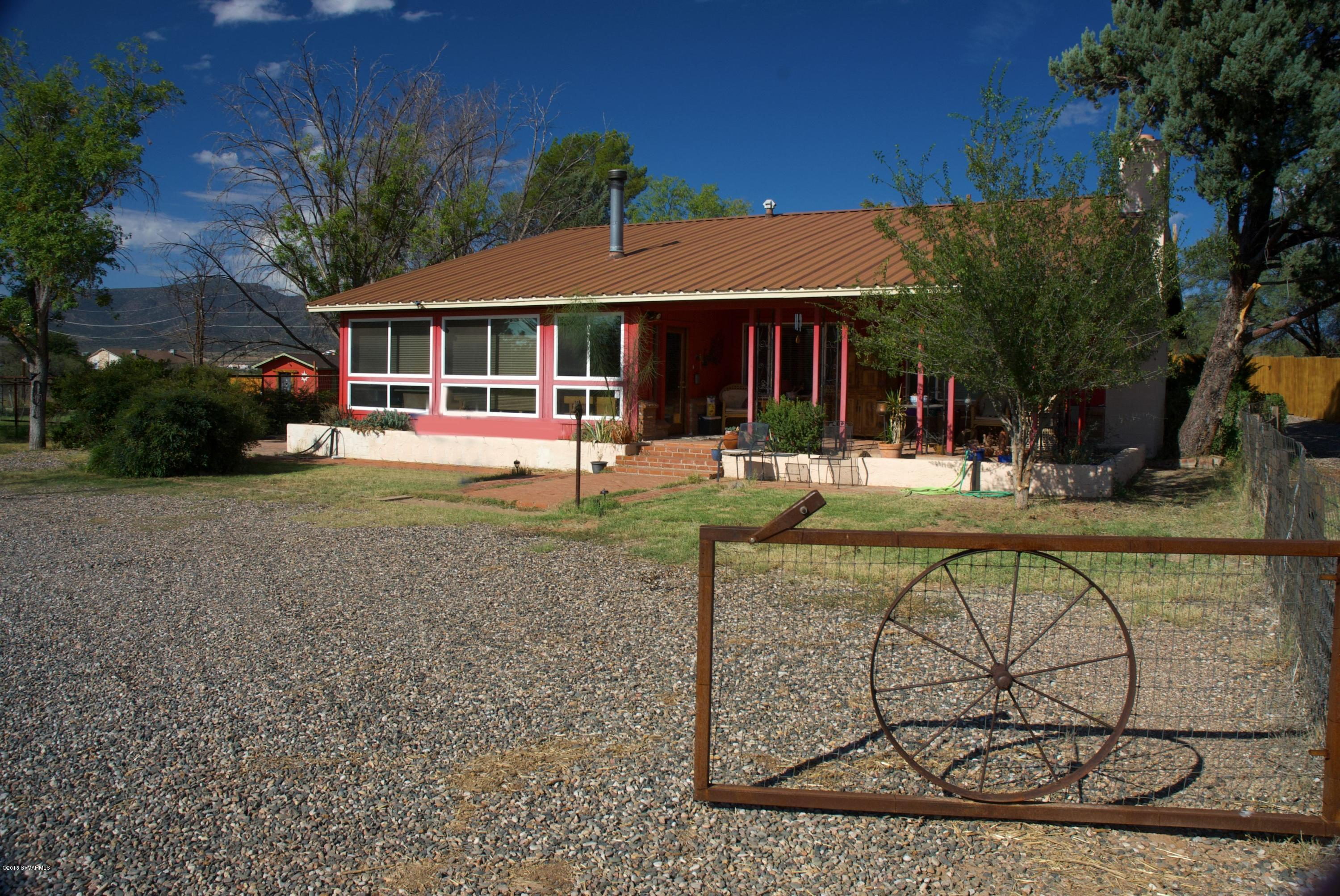 1512 Montezuma Heights Rd Camp Verde, AZ 86322