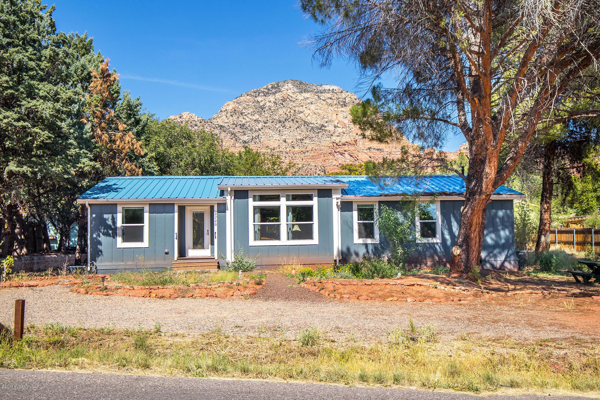2720 Lyric Drive Sedona, AZ 86336