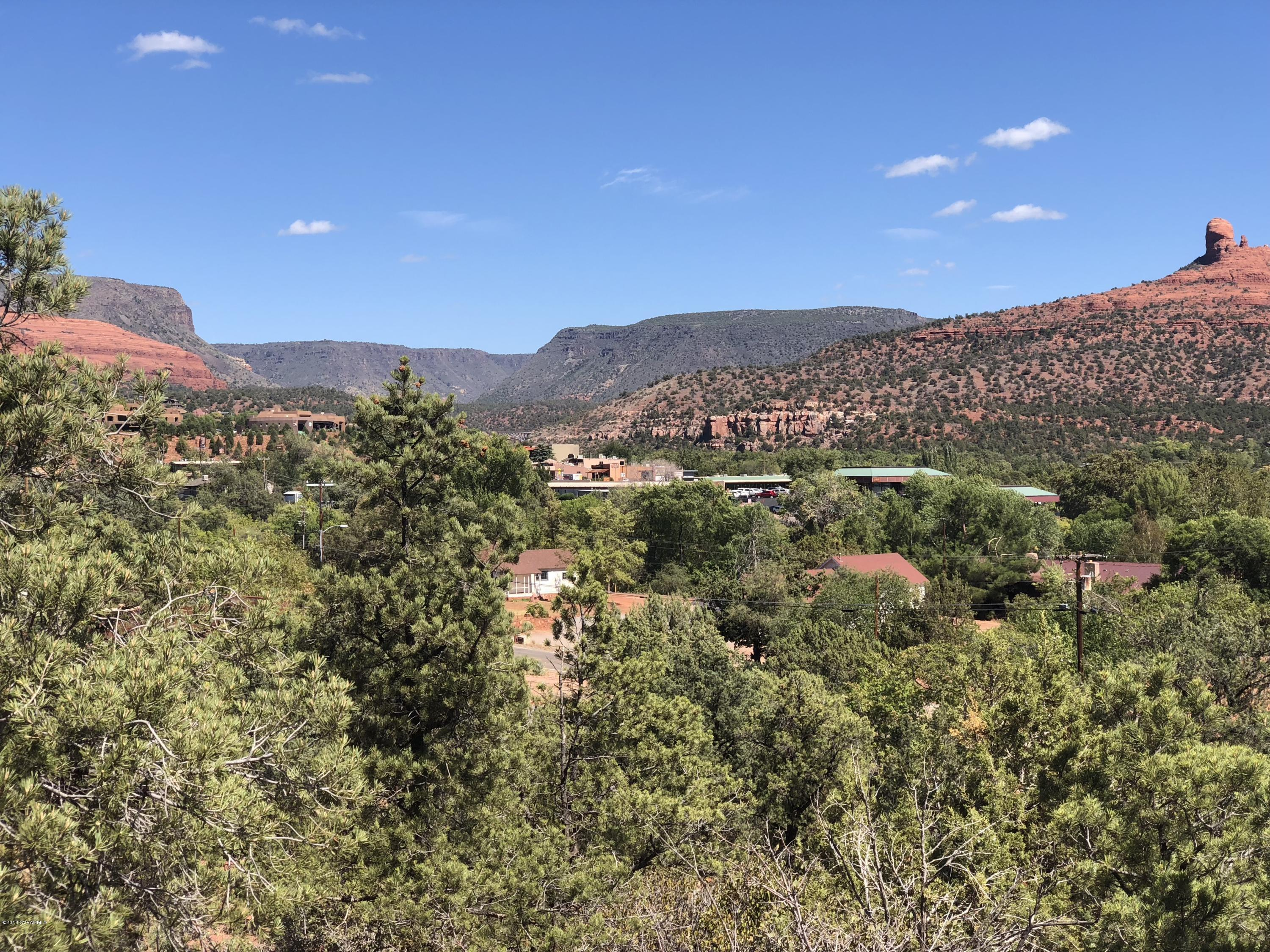 251 Brewer Approx.1.7 Acre Cf Zoned Sedona, AZ 86336