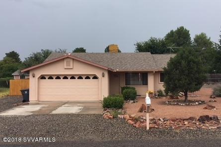 4389 E Navajo Drive Cottonwood, AZ 86326