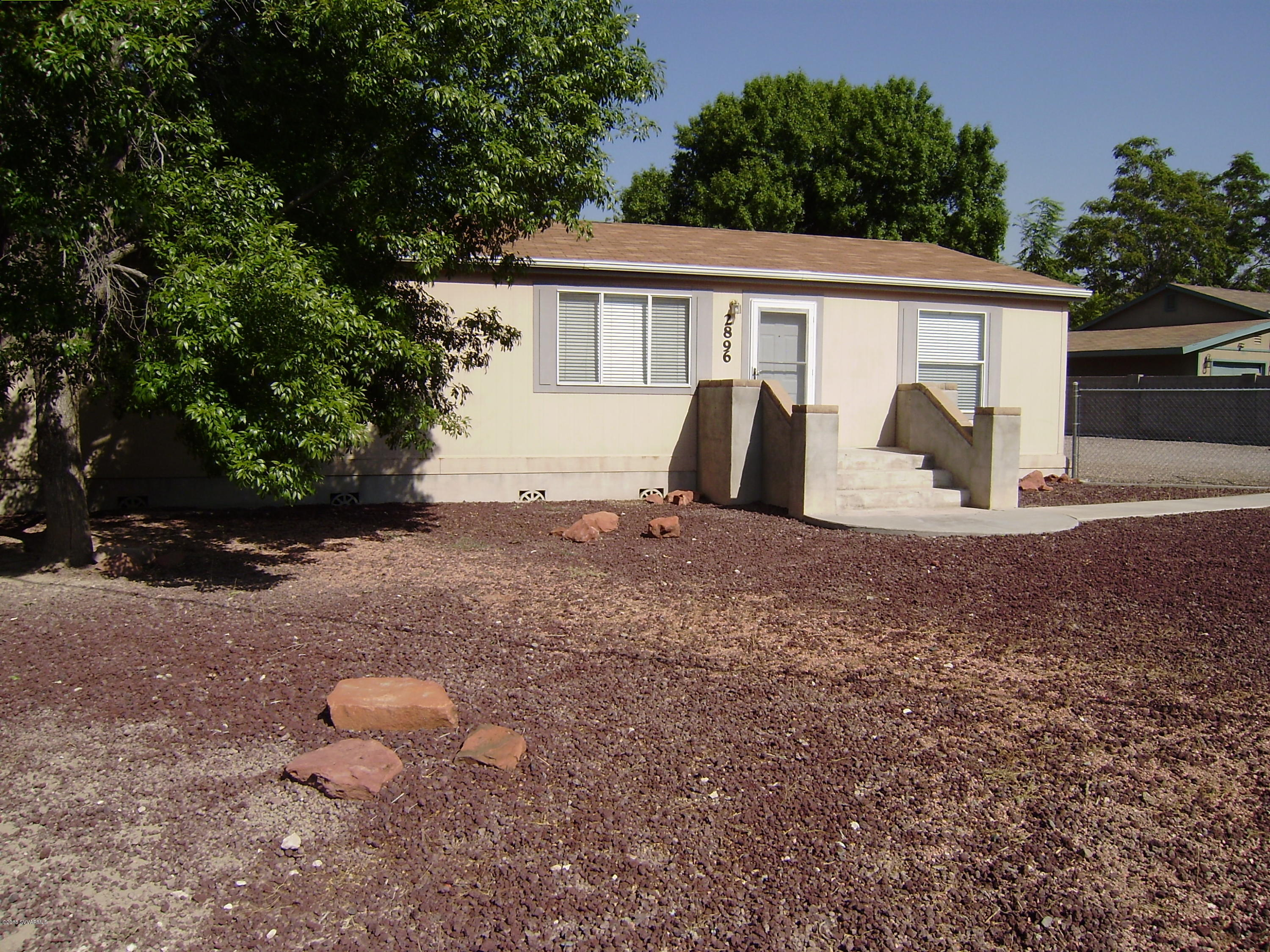 2896 Maple Drive Camp Verde, AZ 86322