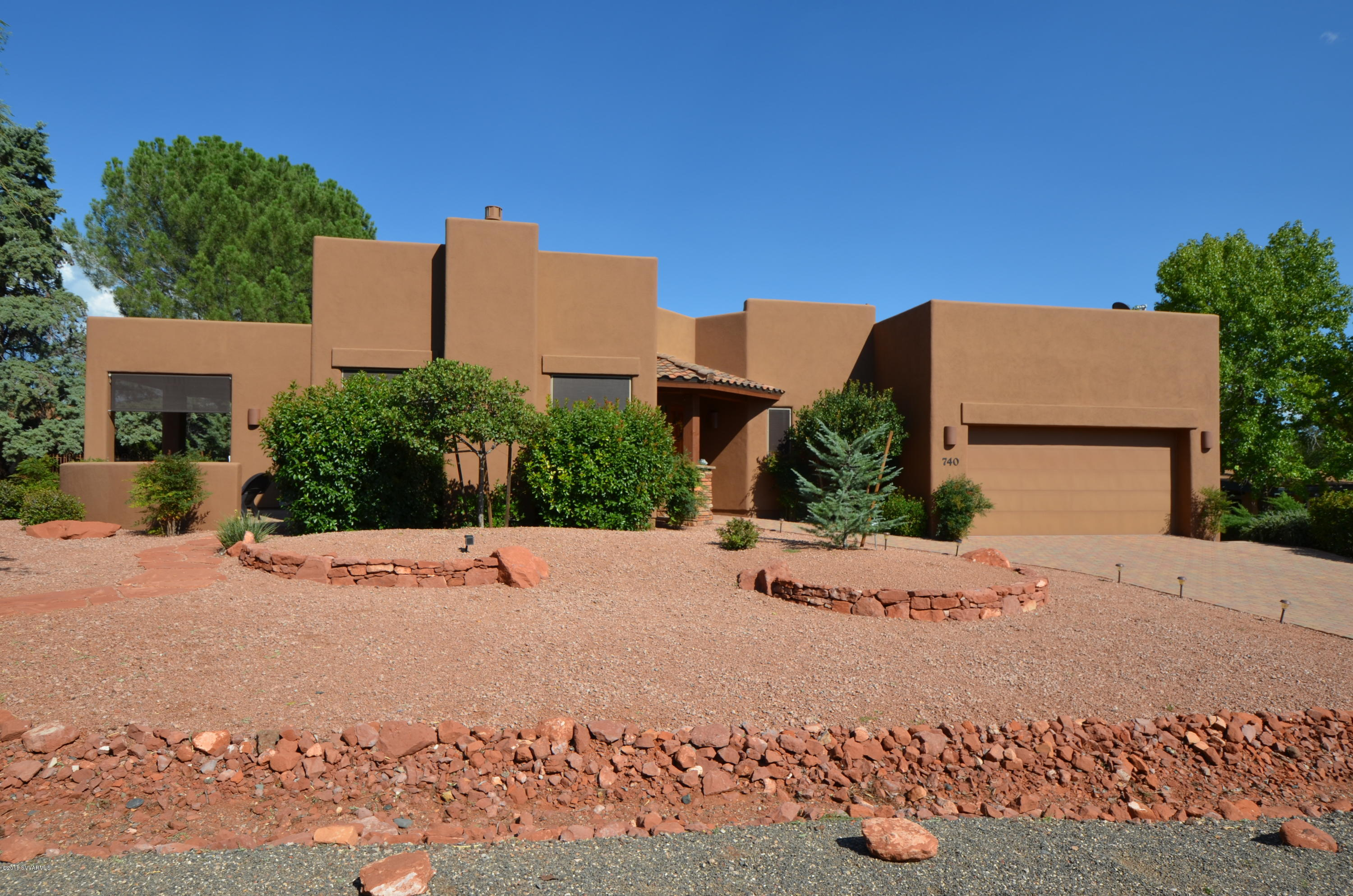 740 Mountain Shadows Drive Sedona, AZ 86336