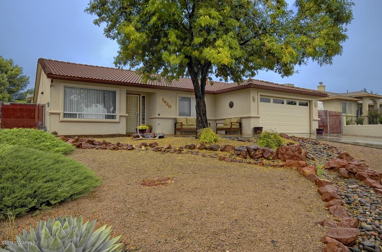 1420 Laree Ave Clarkdale, AZ 86324
