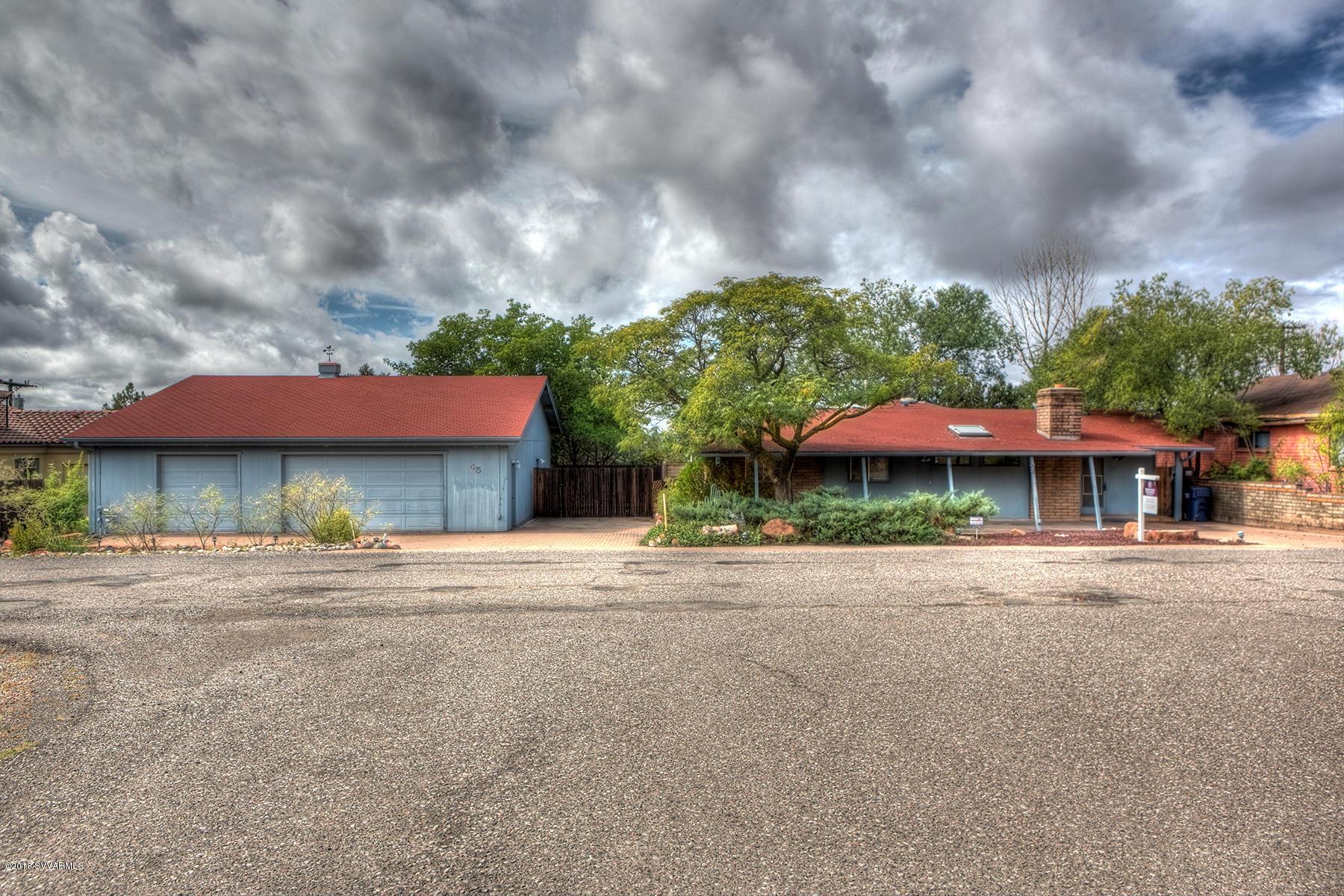 35, 45 Grounds Drive Sedona, AZ 86336