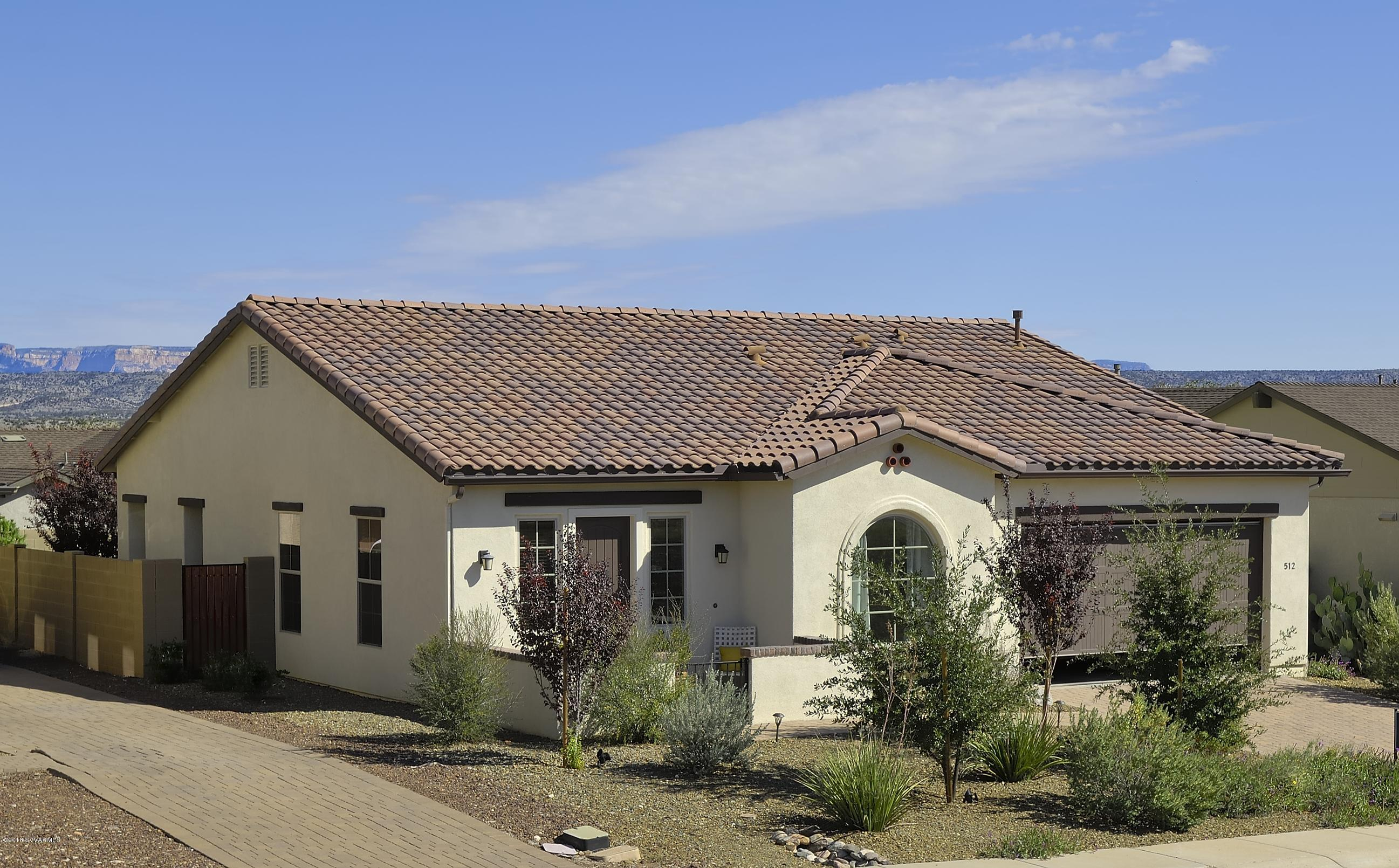512 Kindrick Drive Clarkdale, AZ 86324