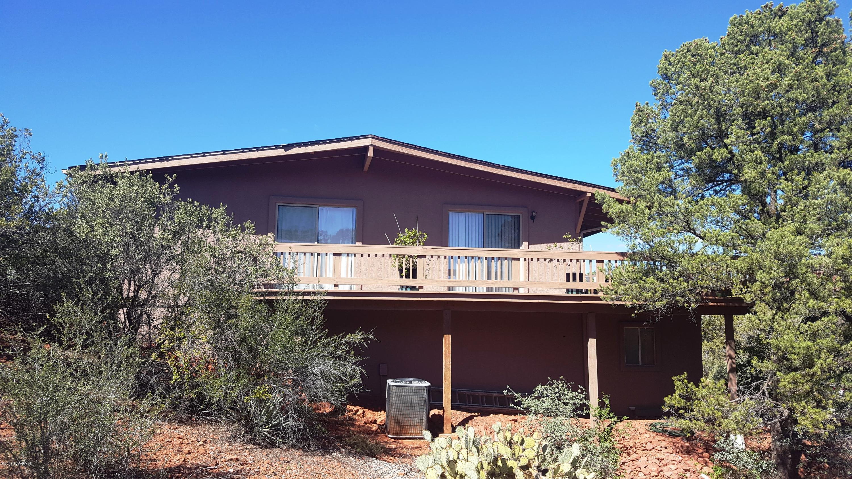 100 Hillside Court Sedona, AZ 86336