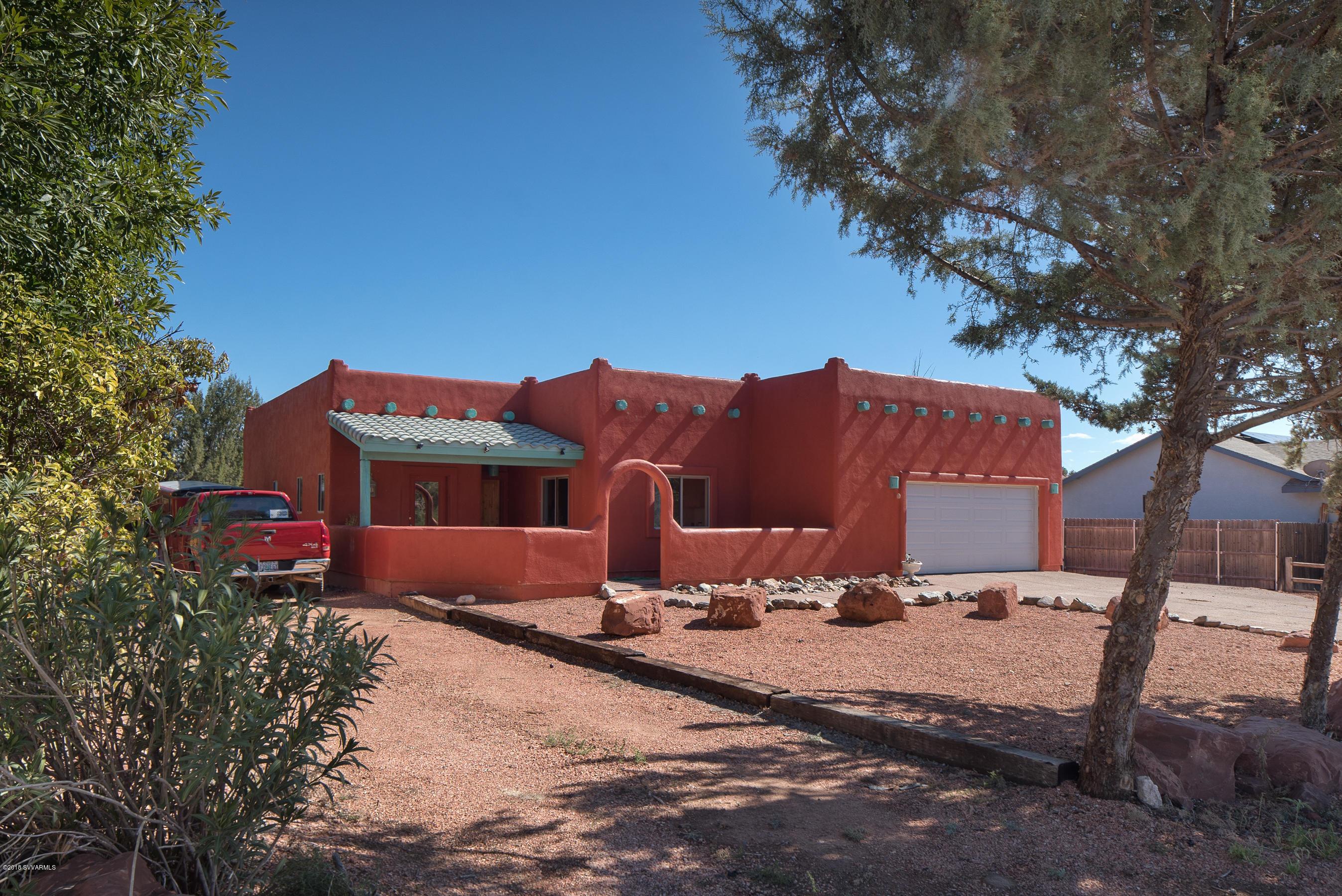 5665 N Vicki Lane Rimrock, AZ 86335