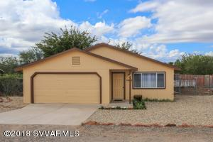 5680 N Towers Drive, Rimrock, AZ 86335