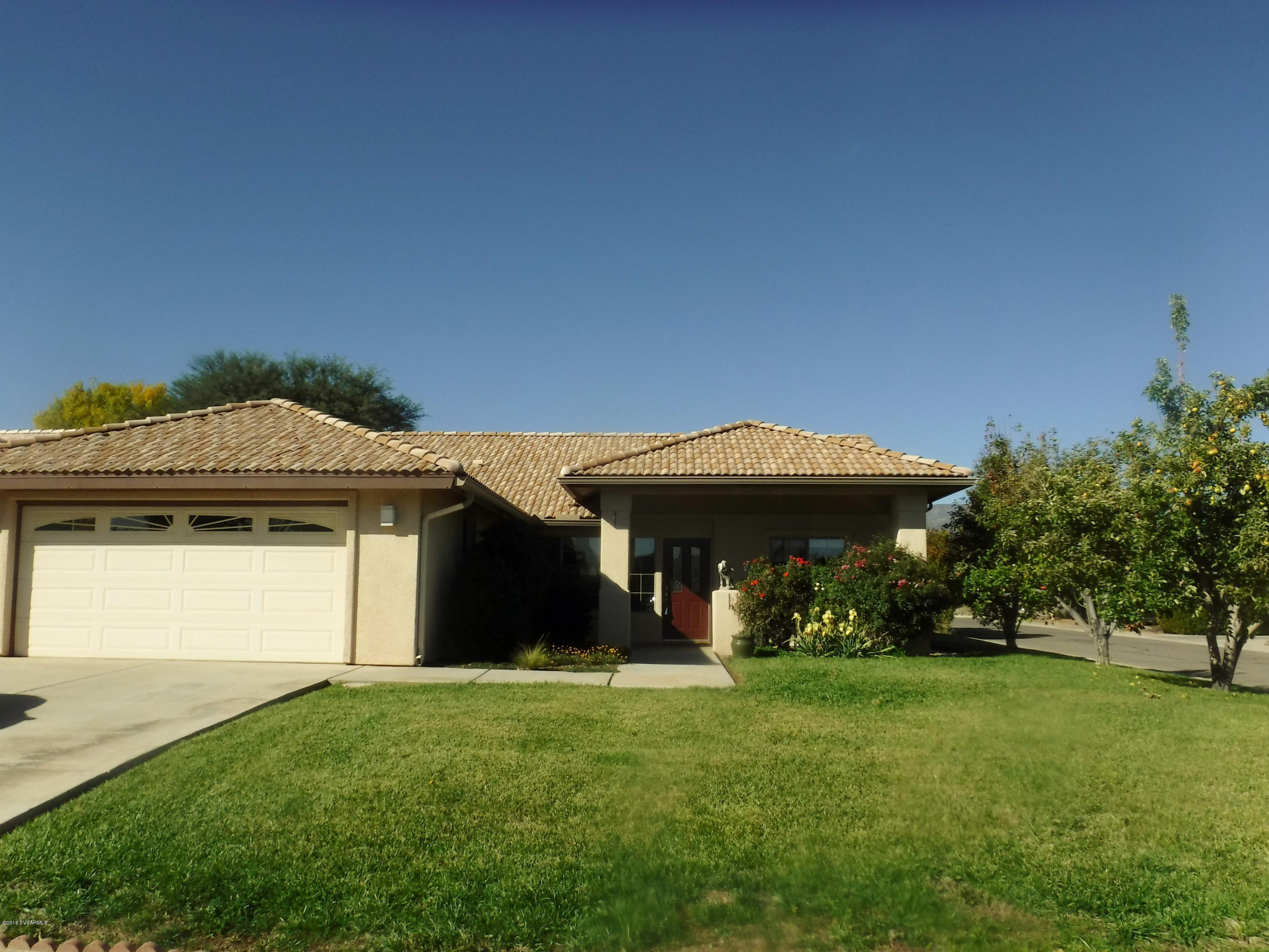 904 S 3RD St Cottonwood, AZ 86326
