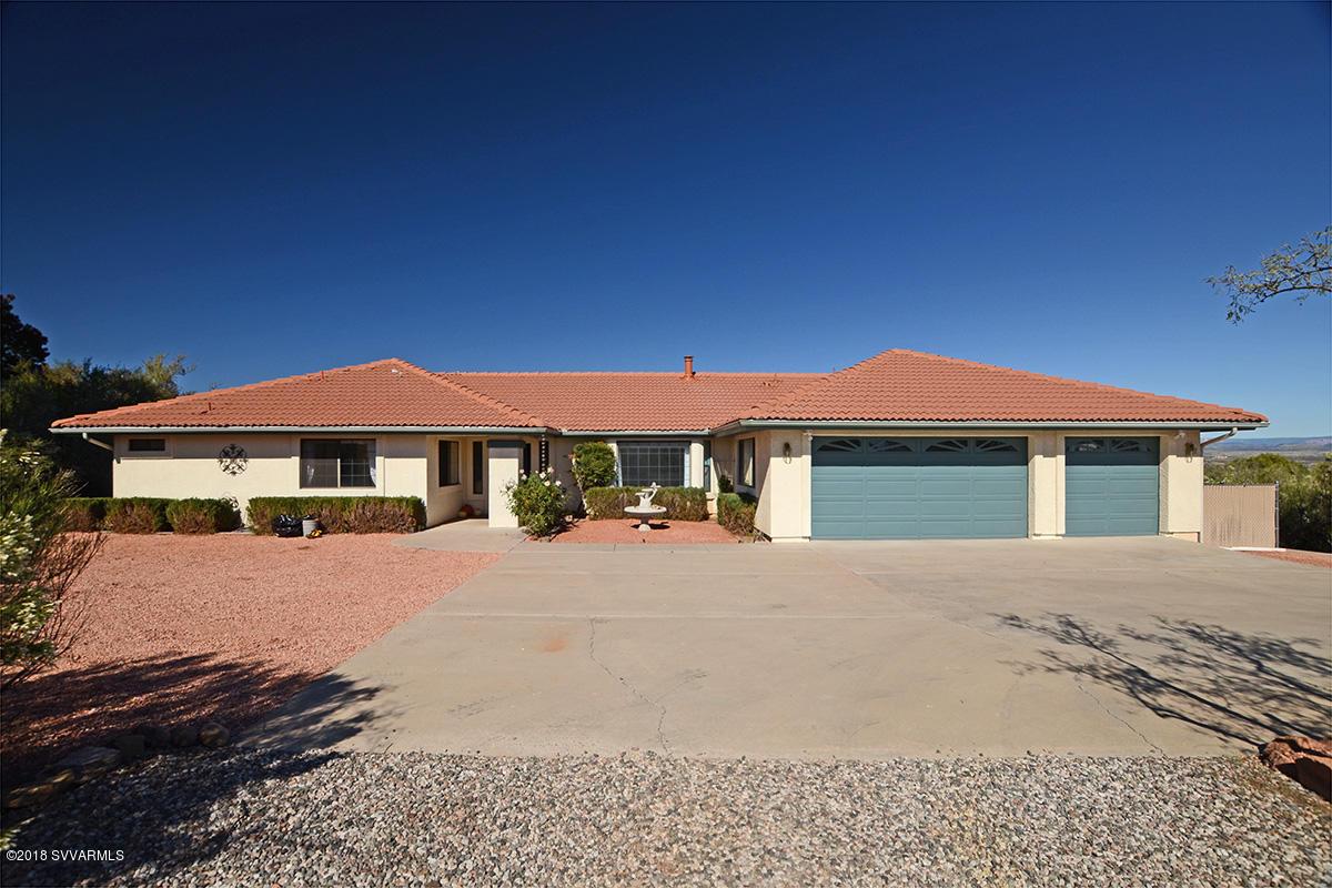 1570 S Mountain View Drive Cottonwood, AZ 86326