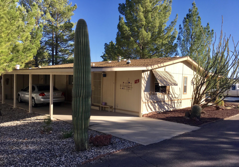 2050 W Az-89A #123 Cottonwood, AZ 86326