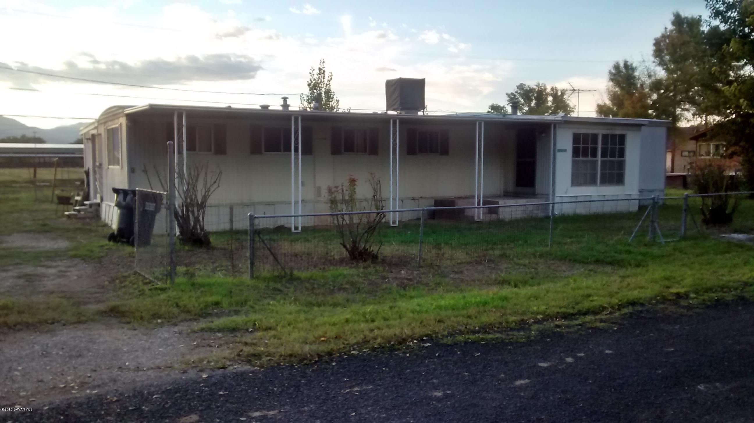 3076 N Shady Lane Camp Verde, AZ 86322