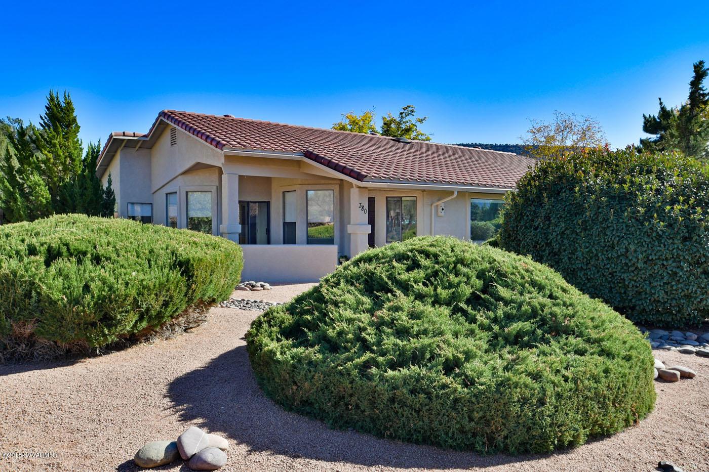 380 Concho Drive Sedona, AZ 86351