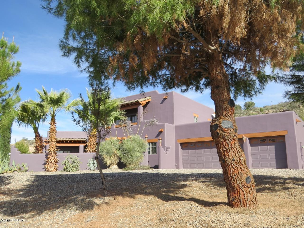 4845 Goss Rd Rimrock, AZ 86335