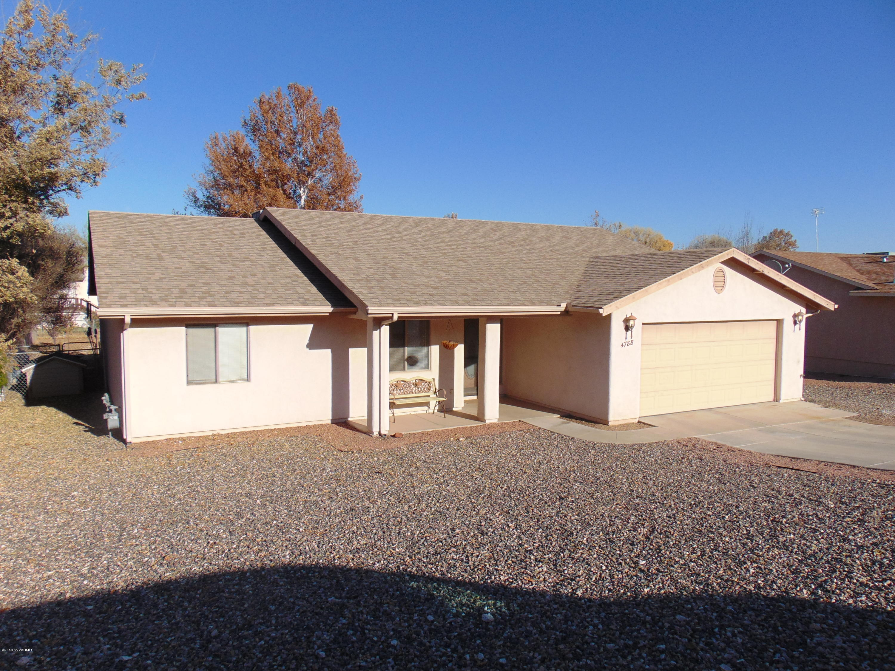 4788 Broken Saddle Drive Cottonwood, AZ 86326