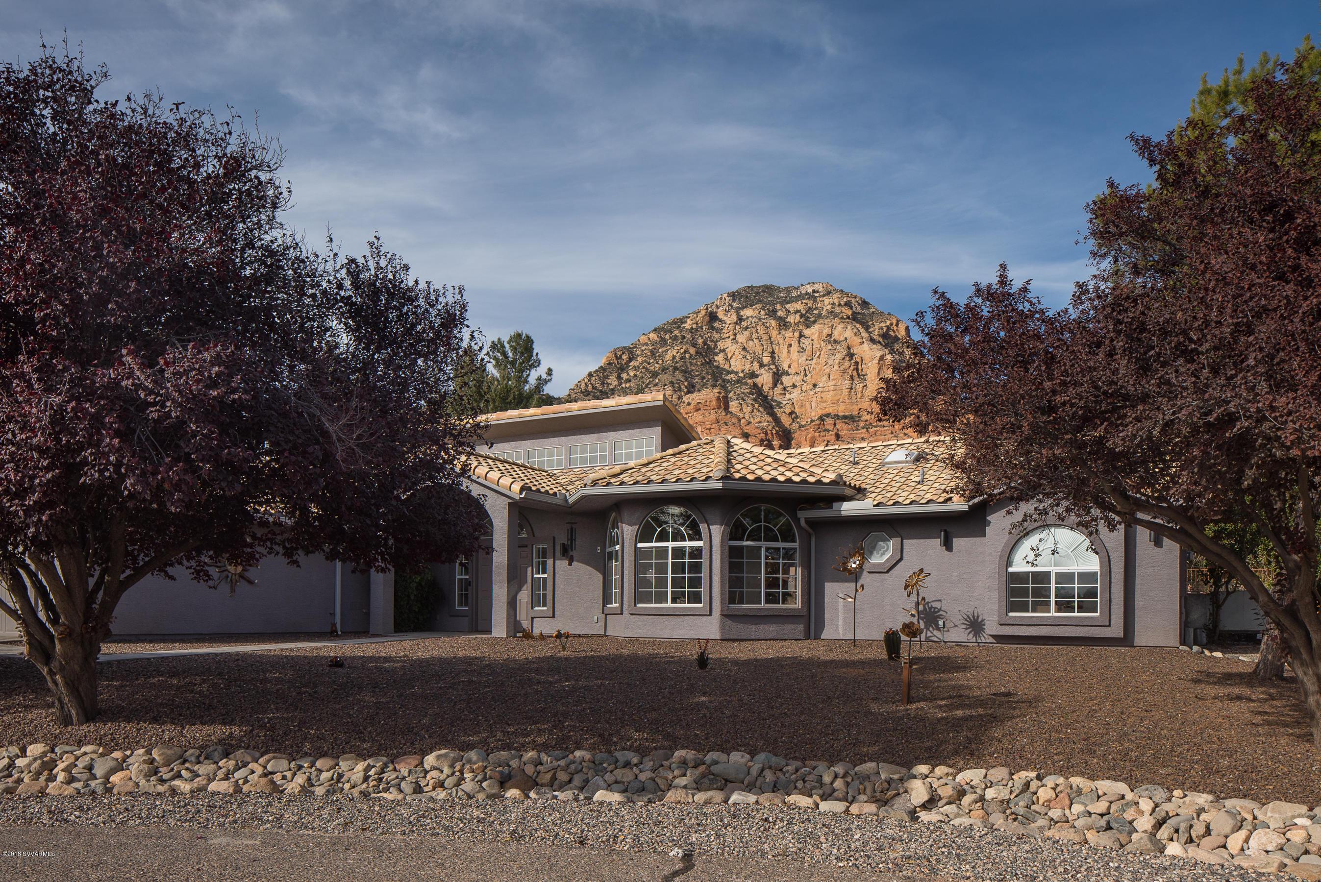 50 Windmill Drive Sedona, AZ 86336