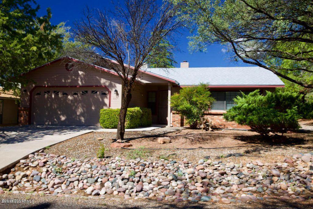 225 Palo Verde Circle Sedona, AZ 86351