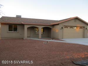 4900 N Dandy Dude Drive, Rimrock, AZ 86335