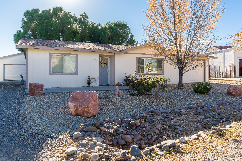 4879 Horseshoe Lane Cottonwood, AZ 86326
