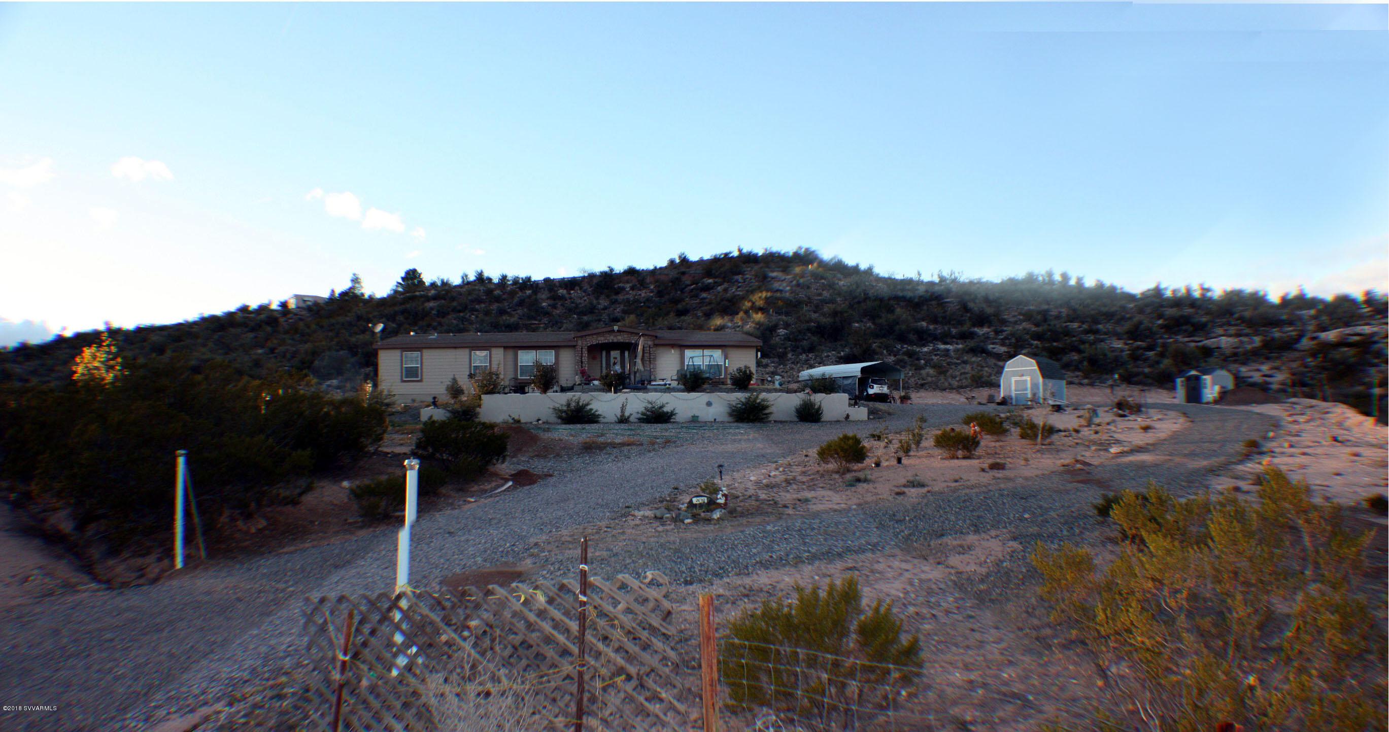 2678 S Chaparral Drive Cornville, AZ 86325