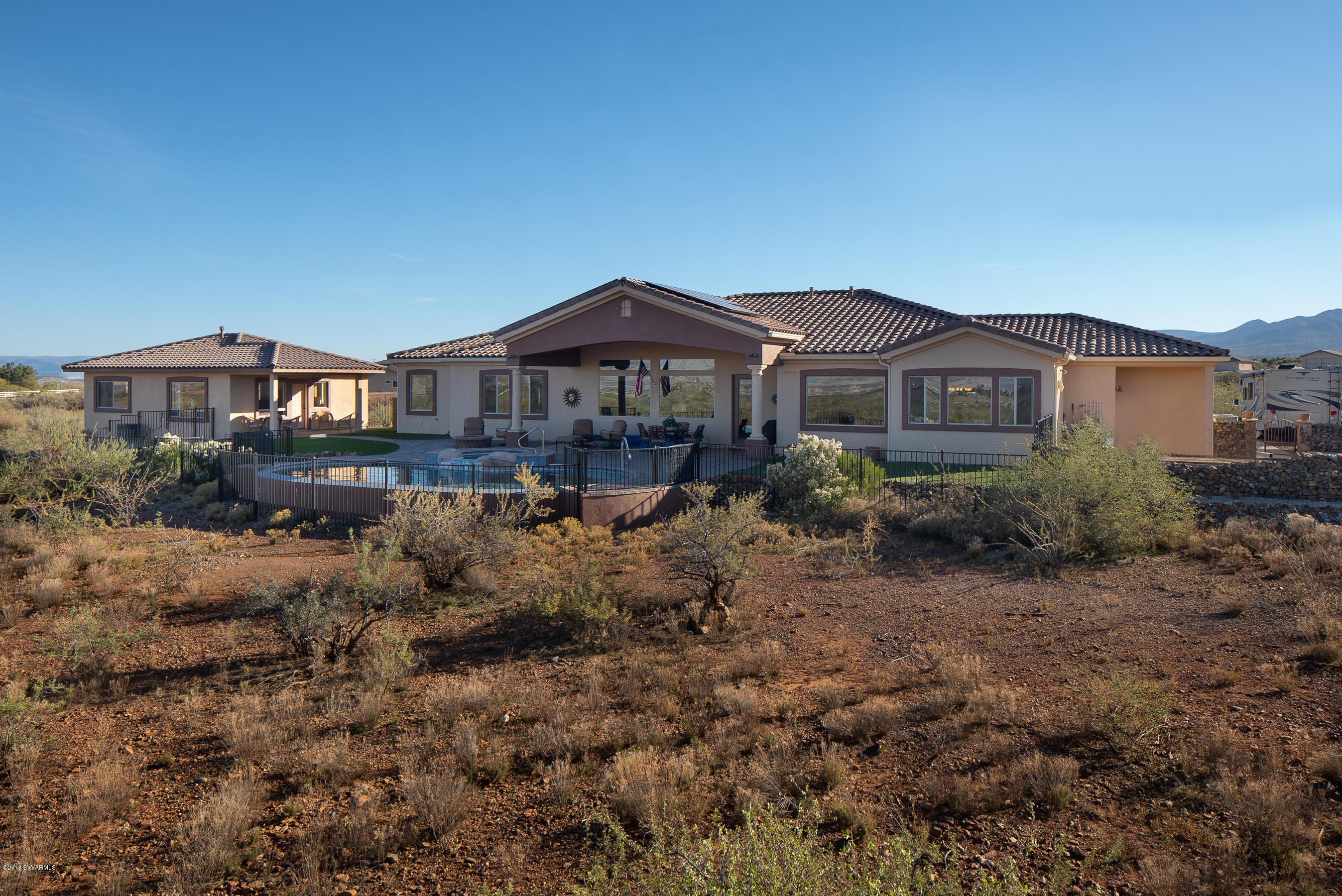 2040 Tierra Serena Cottonwood, AZ 86326
