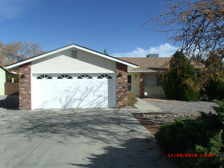 1461 W Foy Drive Clarkdale, AZ 86324
