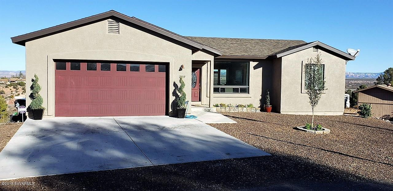 2459 Lariat Circle Cottonwood, AZ 86326