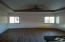 Unit C -2 bedroom 2 bath with living room custom curved ceiling treatments.
