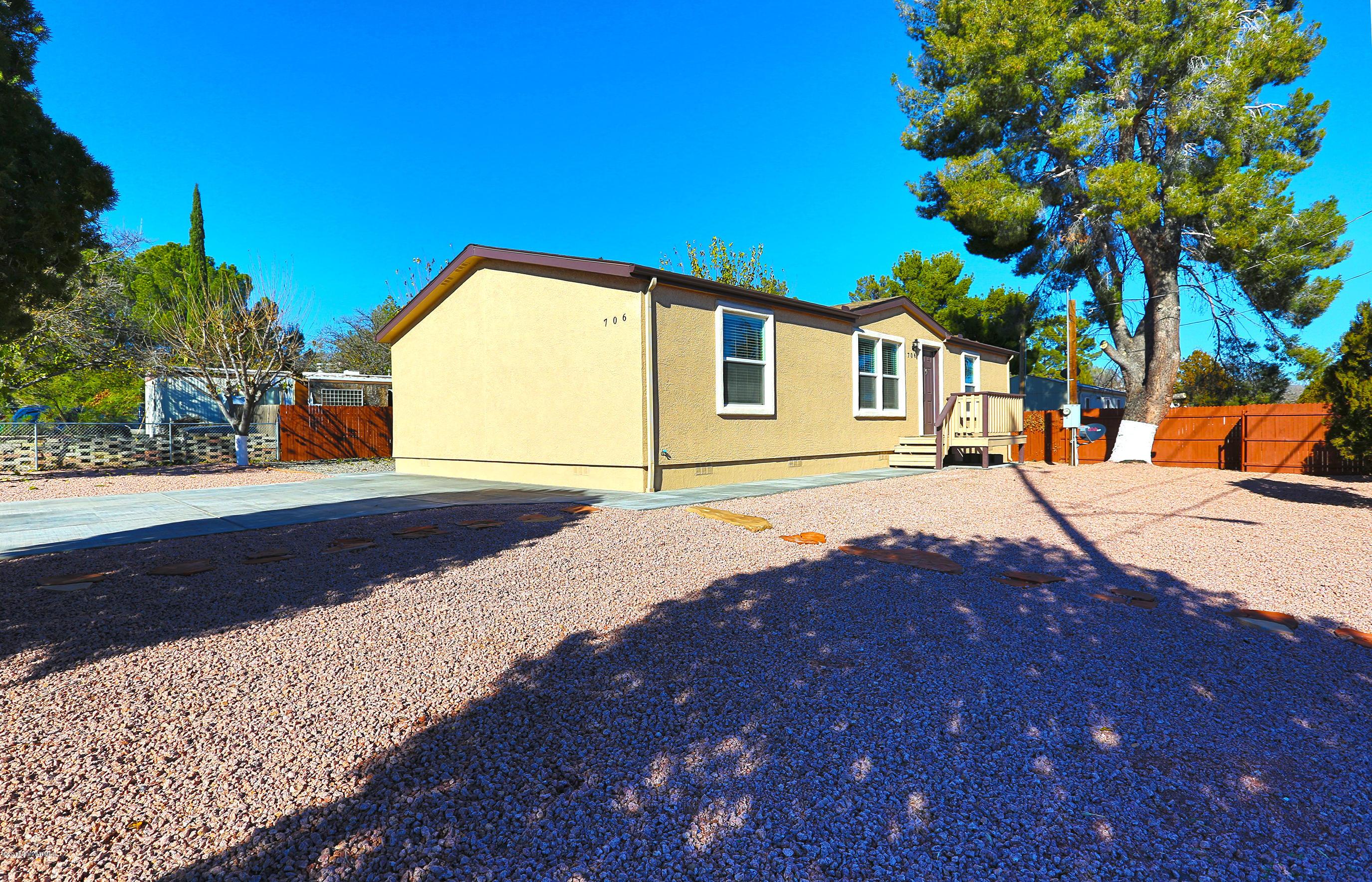 706 S 6TH St Cottonwood, AZ 86326