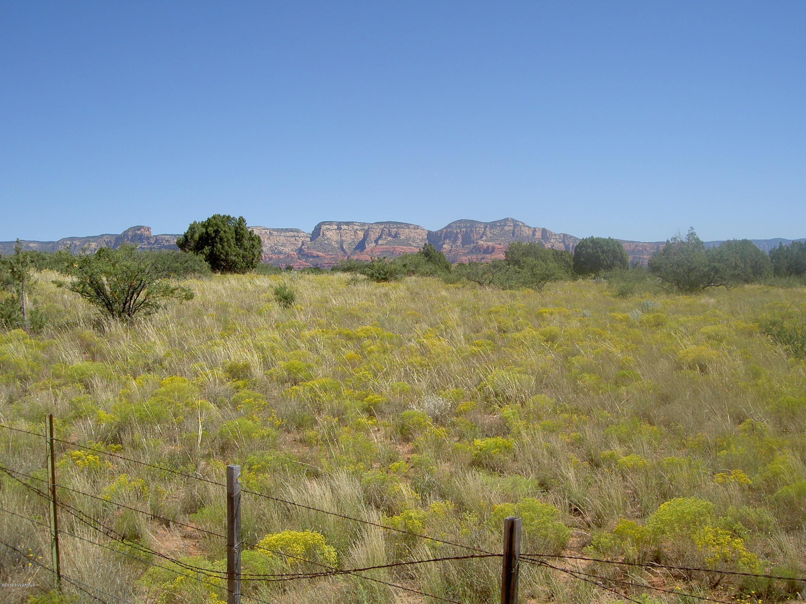 4 Acre E Tomahawk Pass Sedona, AZ 86336