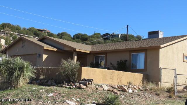 4909 N Teepee Terrace Rimrock, AZ 86335