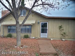 4155 N Pecan Way, Rimrock, AZ 86335