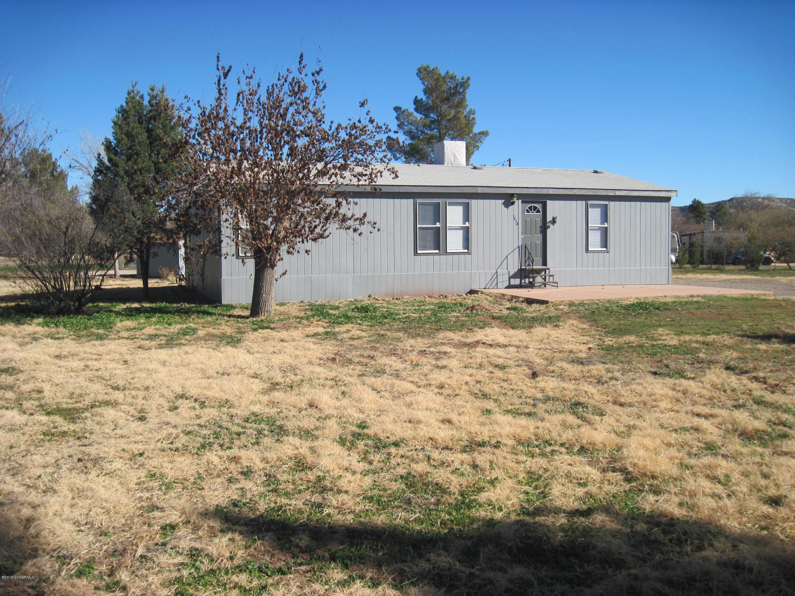 1028 Powderhorn Rd Camp Verde, AZ 86322