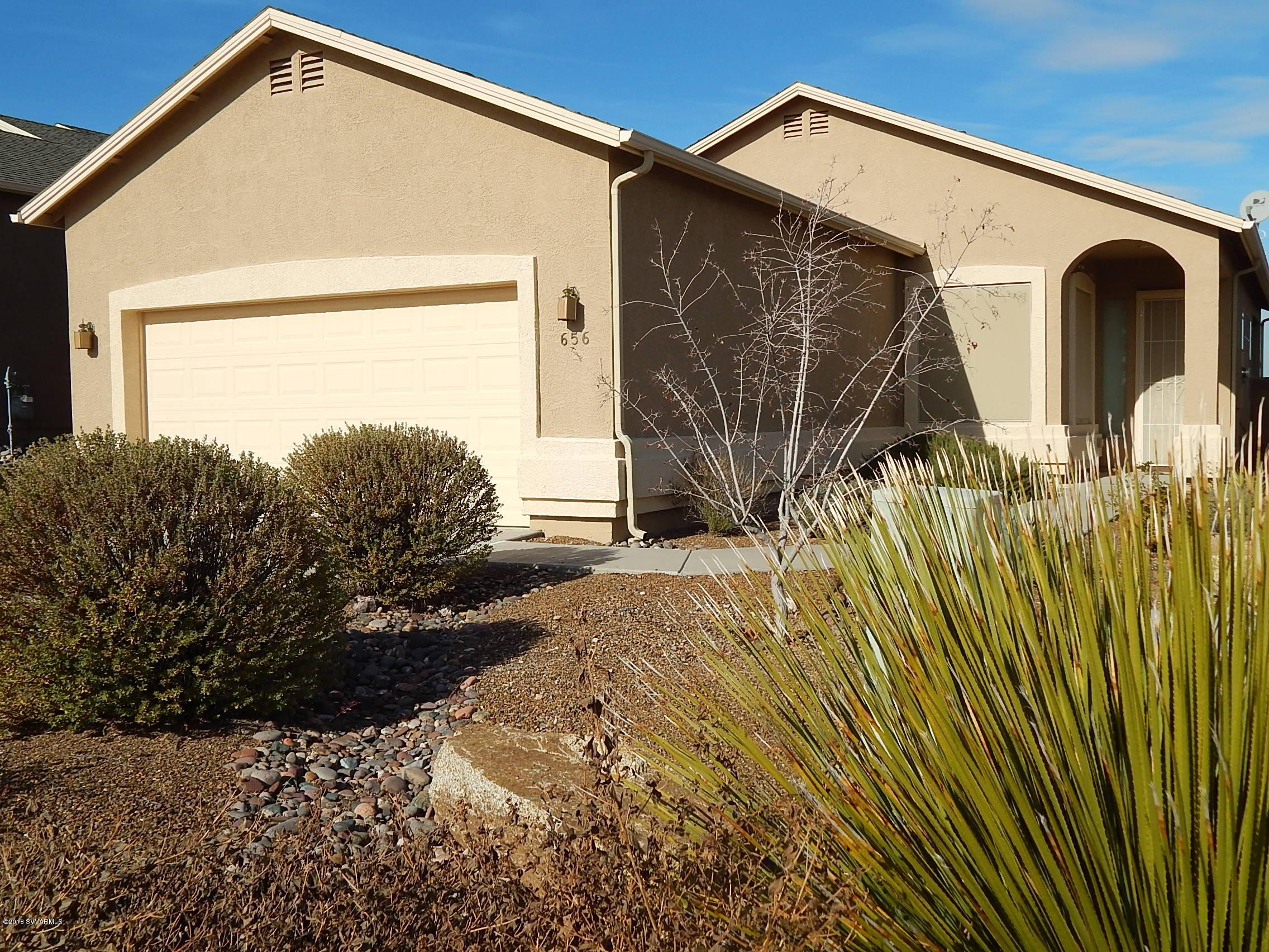 656 W Saddle Creek Drive Camp Verde, AZ 86322
