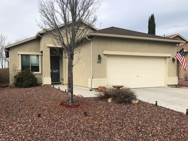 816 W Azure Drive Camp Verde, AZ 86322