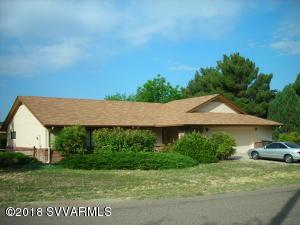 4320 N Lake View Drive, Rimrock, AZ 86335