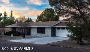 Total Remodel inside & out. Charming, Cozy, Park- like setting on large corner lot in the heart of W. Sedona.  Contemporary finishes.VRBO/Airbnb allowed!Evap system is new, individual room heatingOwner/agentOwner will carry with 25% at 8%