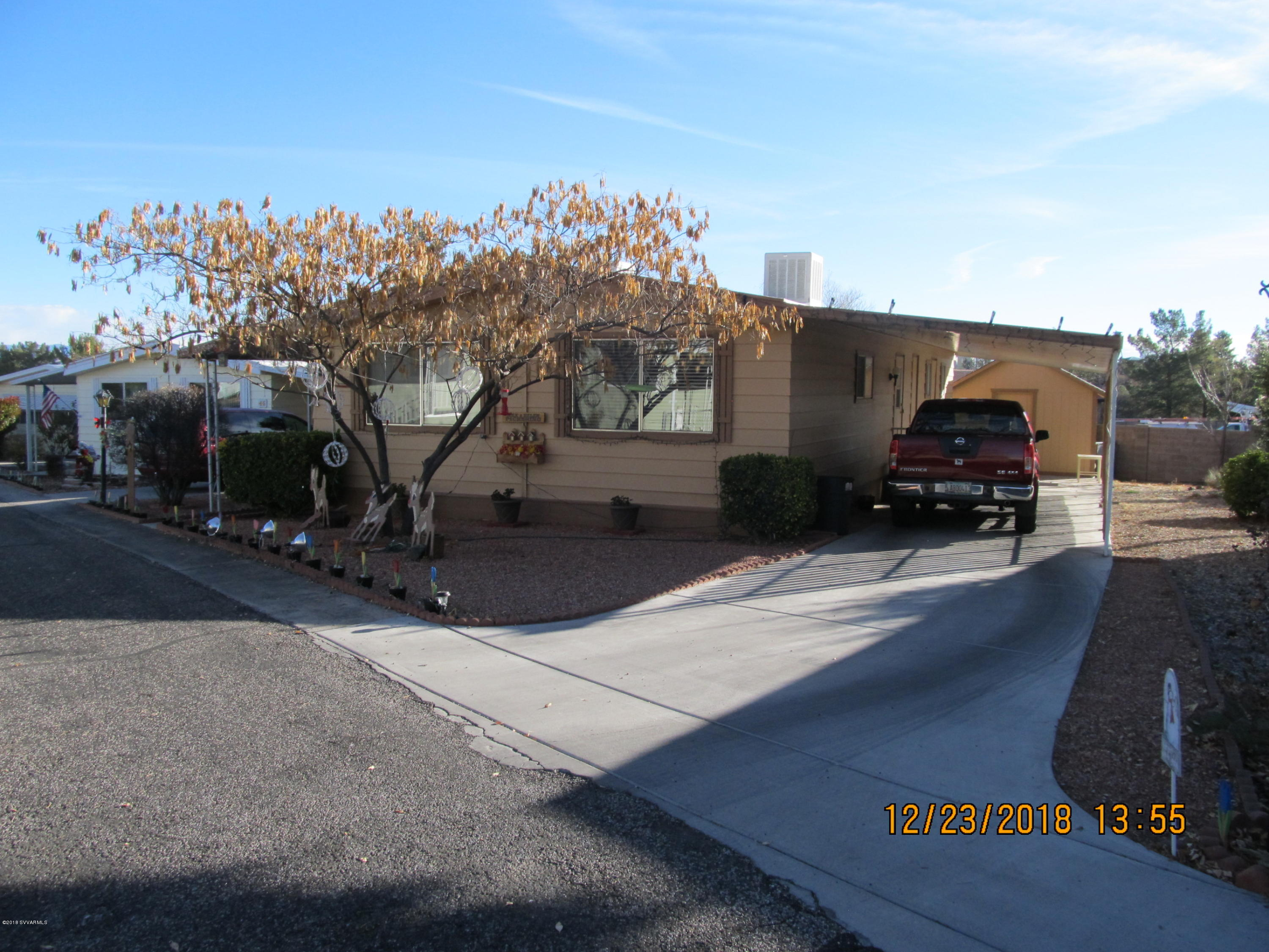 325 W State Route 89-a #43 Cottonwood, AZ 86326