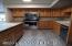 New dishwasher , granite counters & island top