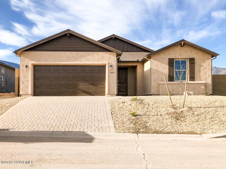600 Tapco Lane Clarkdale, AZ 86324