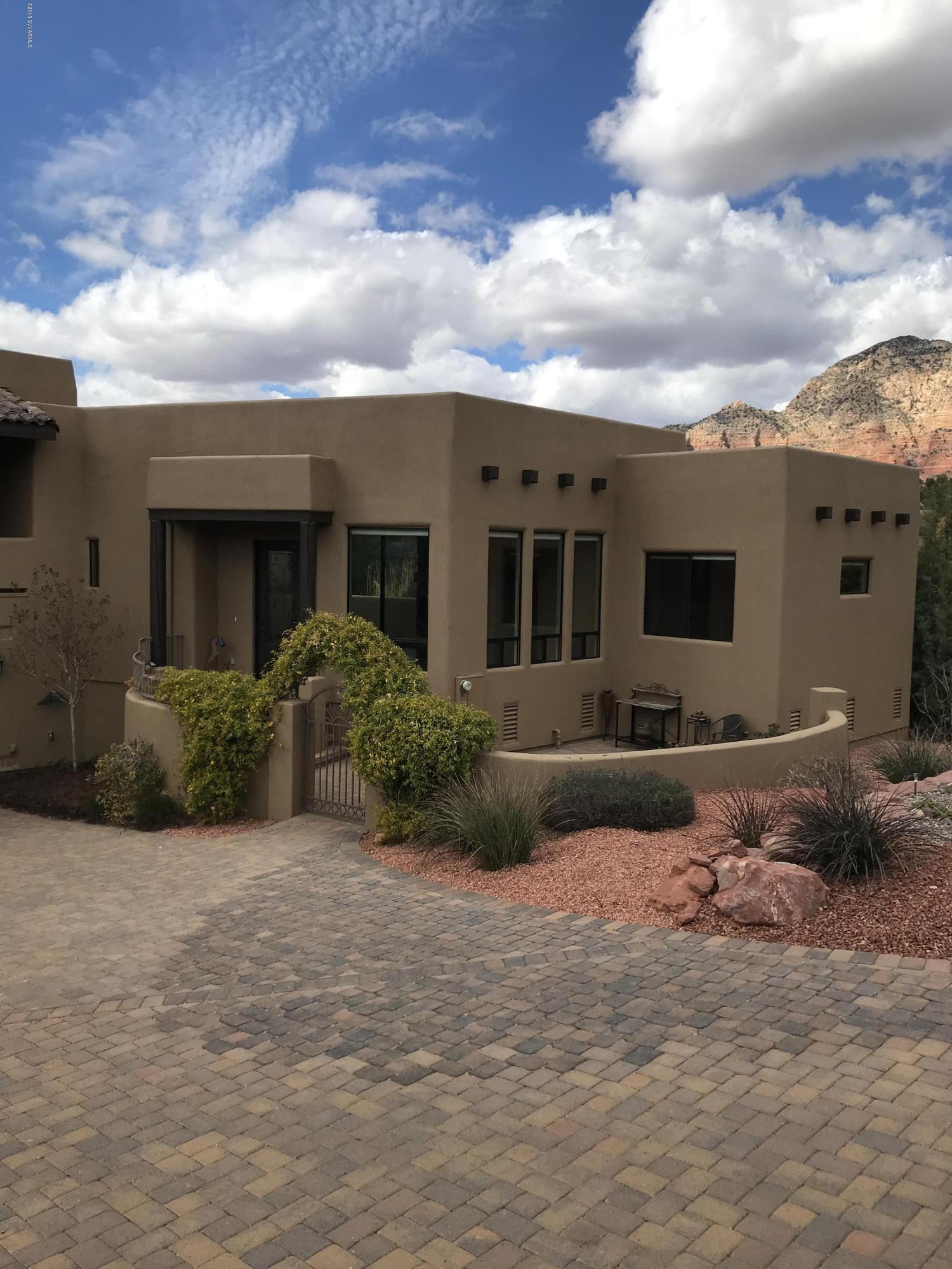 10 Bella Vista Court Sedona, AZ 86336