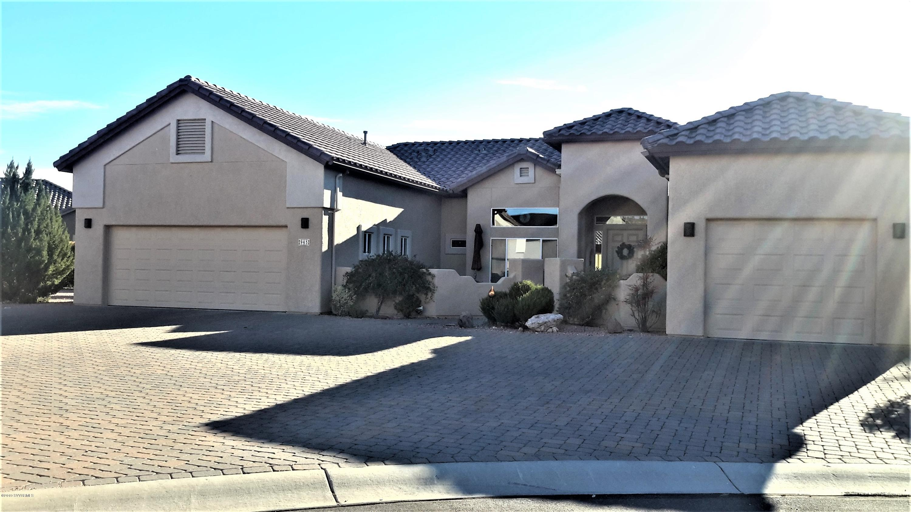 965 S Distant Hill Court Cornville, AZ 86325