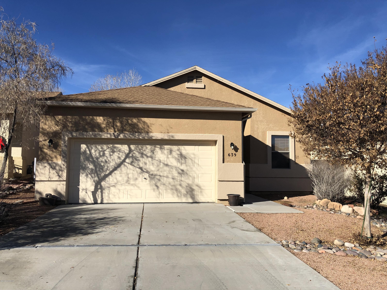 639 S Elk Ridge Drive Camp Verde, AZ 86322